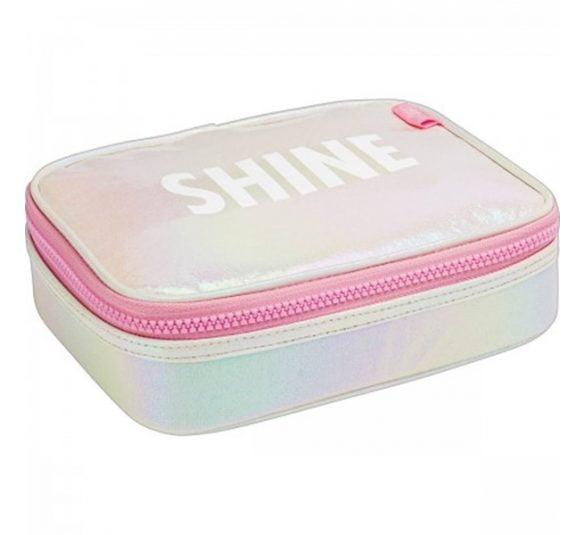 estojo box academie shine rosa 312231 e1