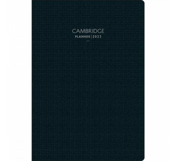 planner cambridge grampeado