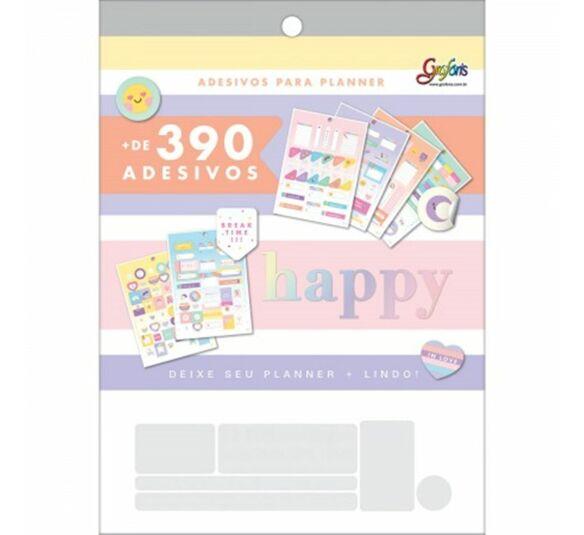 adesivo happy planner